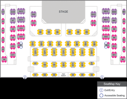 Seating At Bdt Stage
