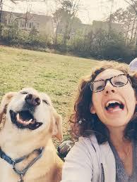 Resultado de imagen para perros y sus dueños felices