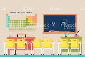 classroom table vector. classroom, desk, furniture, seminar, university classroom table vector