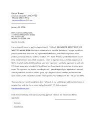 Sample Film Cover Letter News Producer Cover Letter Maggi Hub Rural Co Pertaining To Simple