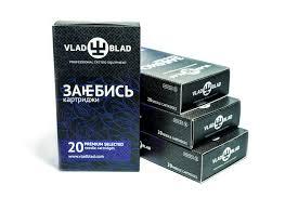 иглы для тату Vladblad 18rs True Liner Cartridges купить в москве