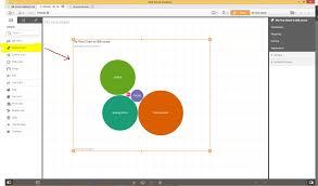 Custom Visualization For Qlik Sense Bubble Chart