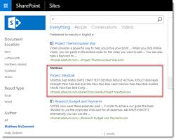 sharepoint online templates result type rules and display templates with sharepoint hybrid search