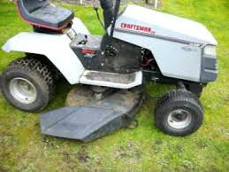 old sears riding lawn mowers. the 1994 sears craftsman rider running old sears riding lawn mowers