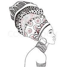 Pin by ANALIA SERAFINI on bordados   Beautiful african women ...
