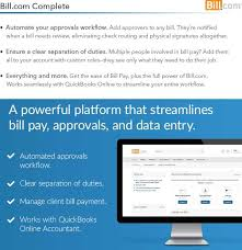 Free InvoiceCom Custom Bill Pay For QuickBooks Online And Bill QuickBooks App Store