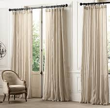 restoration hardware drapes. Restoration Hardware Drapes W