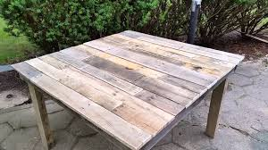 pallets furniture ideas. How To Make A Dining Room Table Out Pallets Home Decor Ideas Of Furniture