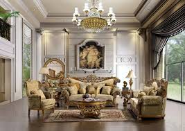 Luxurious Living Rooms the space is big and has a luxurious and elegant shapes and large 7551 by xevi.us
