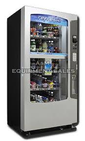 Vendo Vending Machine Simple VENDO VUE 48 AM Vending Machine Sales