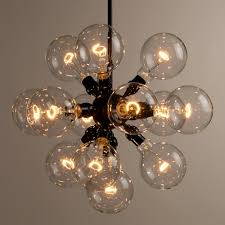 unique chandelier lighting. Amazing Bulb Chandelier Edison Diy Unique Light Hinging Beatiful: Extraordinary Lighting