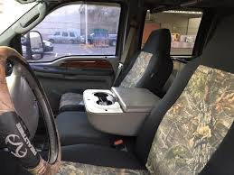 2003 ford f 250 superfe camo seat covers with black neosupreme sides