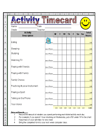 Timecard In Excel 70 How To Keep A Timecard In Excel Ask A Tech Teacher