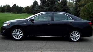 Real First Impression Video: 2012 Toyota Camry Hybrid - YouTube