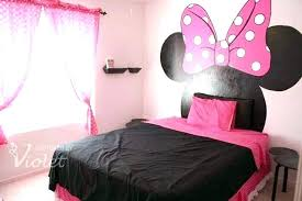 mouse toddler bed set room decor with bedding for minnie ideas 4 toddl mouse bedroom