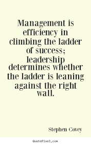 Quotes About Leadership And Management. QuotesGram via Relatably.com