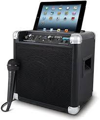 speakers karaoke. the ion audio ipa57 tailgater bluetooth portable speaker system with auxiliary usb charger is best karaoke speakers to choose from. s