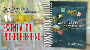 new for you from life science publishing 7th edition essential oils pocket reference