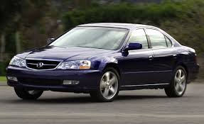 Acura 3.2TL Type-S   Short Take Road Test   Reviews   Car and Driver