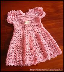 Crochet Baby Dress Pattern Custom Ideas