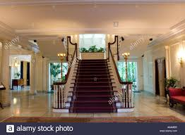 Rochester Interior Design Interior Of George Eastman House Rochester Ny Usa Stock