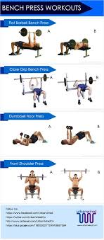How To Increase Bench Press MAX Fast  Bench Press Program Review Increase Bench Press Routine