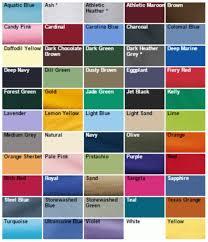 Gildan G8000 Color Chart Security Shirts Tactical Polos Woven Shirts Printed Tees