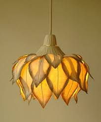 nature inspired lighting. touch of nature in decor 25 flower and plant inspired lamps digsdigs lighting t