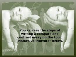 nature vs nurture essay on the topic ldquonature vs nurturerdquo below 2
