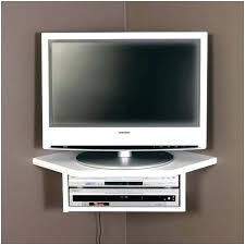 corner shelf for tv and cable box luxury tv cable box shelf wall mount cable box