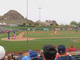 Tempe Diablo Stadium Seating Chart Photos At Tempe Diablo Stadium