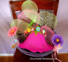 Fairy Birthday Party Decorations Host A Tinkerbell Birthday Party Teachable Mommy