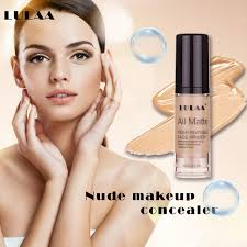 6MLFull Cover 3 Colors Concealer <b>Liquid Foundation Makeup</b> Eye ...