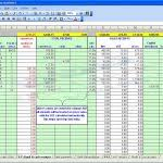 Business Expense Categories Spreadsheet | Komunstudio