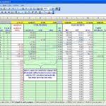 Business Expense Categories Spreadsheet | Komunstudio