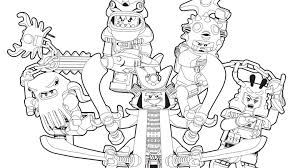 Coloring Pages Lego Ninjago Us