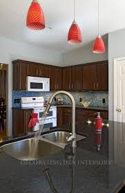 Pendant Lights For Kitchens Kitchen Water Red Pendant Lights For Kitchen Flow Hanging