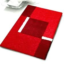 red bath rugs sandrasteffencom red bathroom rugs target red bathroom rugs