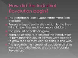 do now have your essay on your desk  the industrial revolution  8