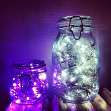 Image Diy Mason Jar Lights It Is Also Simple And Easy Craft That Everyone Can Make So Move Ahead And Make Your Home Decorative And Brighten With This Cheap Diy Home Decor 13 Diy Mason Jar Lights Ideas To Make Your Garden Romantic Diy
