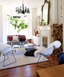 d your sheepskin rug over a hard chair to soften the feel great for hard dining room chairs