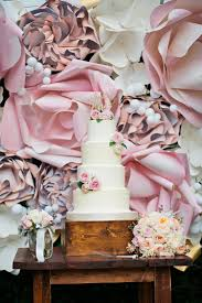 How To Make Paper Flower Backdrop Paper Flower Backdrops A Girl And Her Glitter