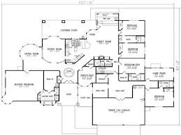 Modern 5 Bedroom House Plans 5 Bedroom House With Pool 5 Bedroom House Floor Plans Designs