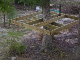 A Tree House A Fort Or Secret Hideout A Simple Easy DIY How To Build A Treehouse For Adults