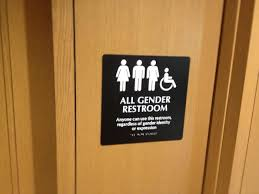 All Gender Restroom Transgender Bathroom Debate Know Your Meme - Restroom or bathroom