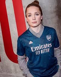 A jewel sparkling on the north london skyline. Miedemastuff On Twitter Arsenal Women X 2020 21 Third Kit