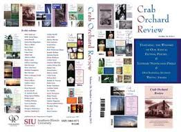 Crab Orchard Review Vol 20 No 1 W/S 2015 by Crab Orchard Review - issuu