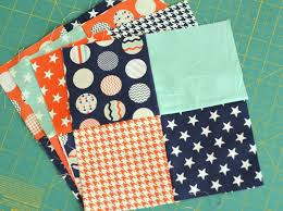 Fast Four-Patch Quilt Tutorial - Diary of a Quilter - a quilt blog & Match each pair with a contrasting pair and sew together to create 18 four- patch blocks. Press seam to one side. These blocks should come out as 8  1/2″ x 8 ... Adamdwight.com