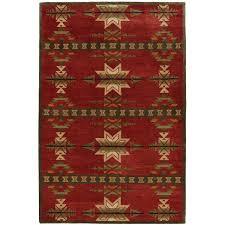 gatekeeper red rug 9 x 12
