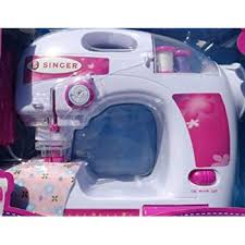 Singer Deluxe Toy Chainstitch Sewing Machine